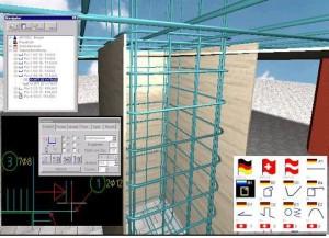 CAD Bewehrung AutoCAD BricsCAD ZwCAD MicroStation
