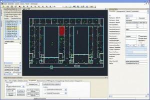 Raumbuch CAFM CAD Datenerfassung