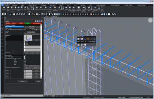 CAD Reinforcement BricsCAD BIM