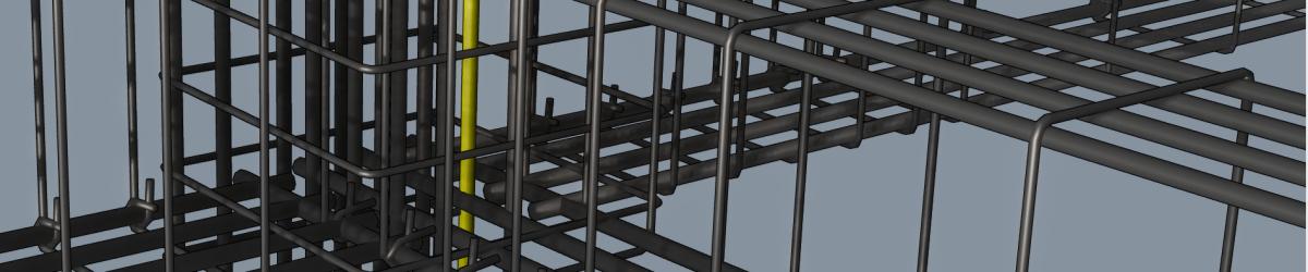 Bewehrungsplanung in 3D